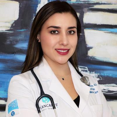 Dr. Claudia Fuentes Plancarte